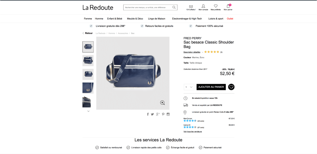 sac-fred-perry-selection-cadeaux-noel-blablabulles-blog